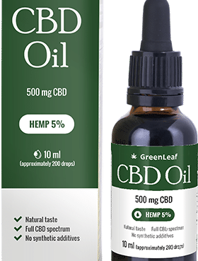 grean leaf cbd oil