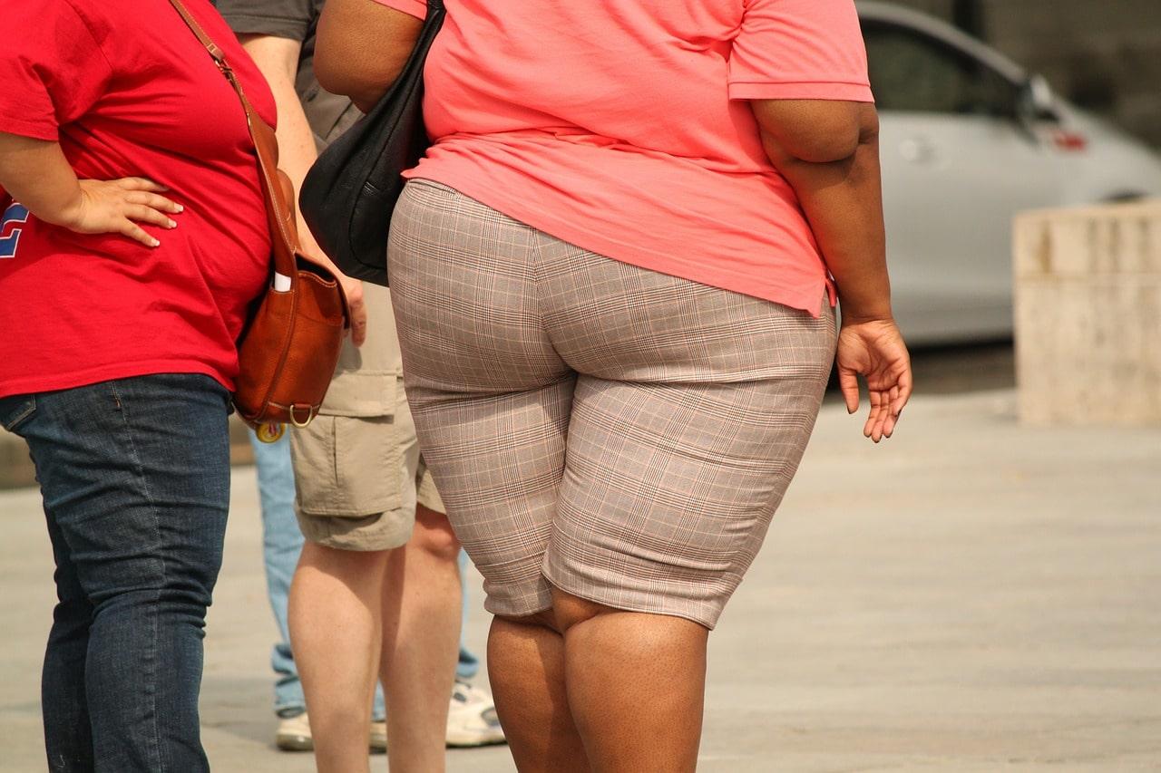 otyłość w polsce